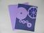"8"" X 10"" cyanotype paper (Purple Lilac)"