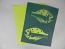 """8"""" X 10"""" cyanotype paper (green apple)"""