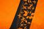 "cyanotype cotton fabric ""by the yard"" (orange) - 45"" wide"