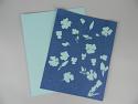 "8"" X 10"" cyanotype paper (baby blue)"